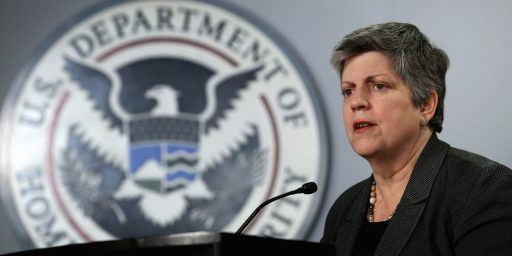 Janet Napolitano To Step Down As DHS Secretary To Run University Of California System