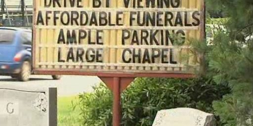 Virginia Funeral Home Introduces Drive-Thru Viewings