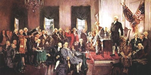 Just Say No To A Constitutional Convention