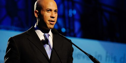 Cory Booker Will Be A Senator, But Many On The Left Don't Seem Thrilled About That