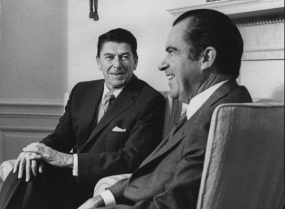 Ronald-Reagan-Richard-Nixon