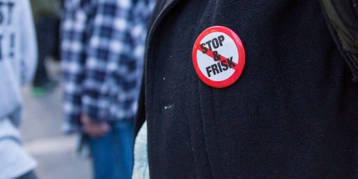 """Federal Judge Finds NYPD's """"Stop And Frisk"""" Policy Unconstitutional"""