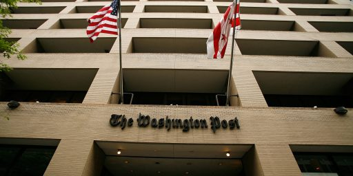 Washington Post To Be Sold To Amazon Founder Jeff Bezos