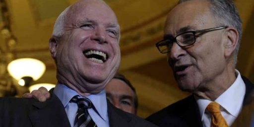 John McCain: Obama's Secret Weapon?