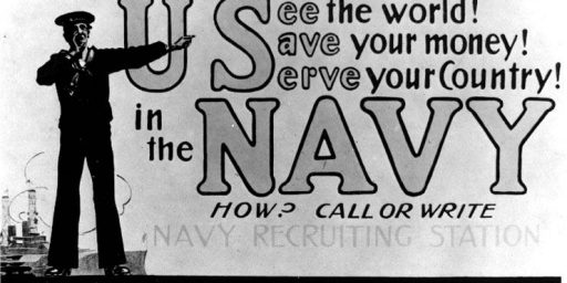 Navy Refuses to Track Money, Just Because