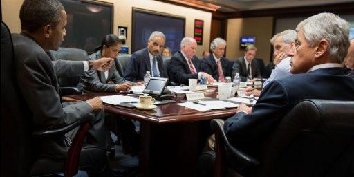 Trump Reorganizes, Politicizes National Security Council