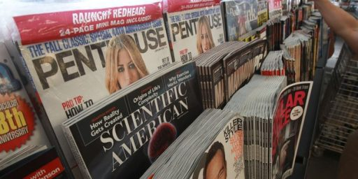 Military Green Lights Playboy and Penthouse Before Banning Them
