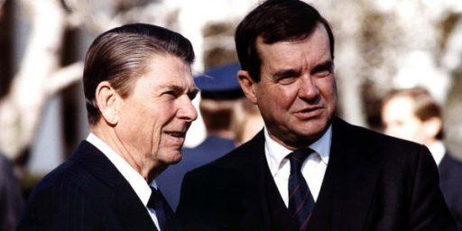 William P. Clark, Reagan National Security Advisor, Dead at 81