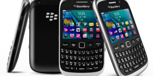 Blackberry One Step Closer To Death