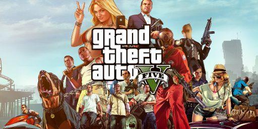Grand Theft Auto 5 Hits $1 Billion In Sales In Three Days