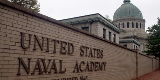 Naval Academy's Culture Problem
