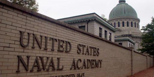 Naval Academy's Culture Problem