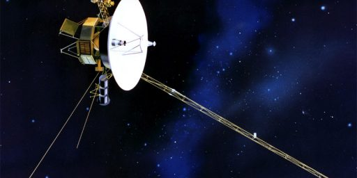 NASA Confirms That Voyager I Has Left The Solar System