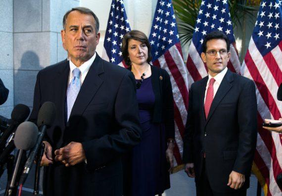 Boehner Cantor