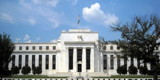 Federal Reserve Not Worried About Economy Overheating