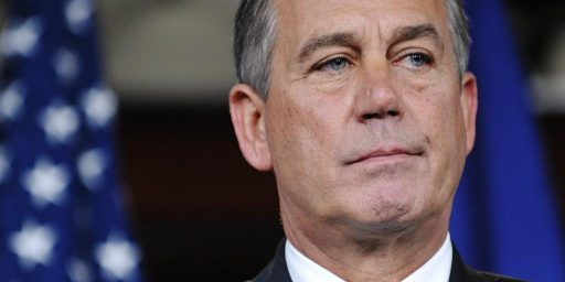 Being Speaker Of The House Isn't What It Used To Be