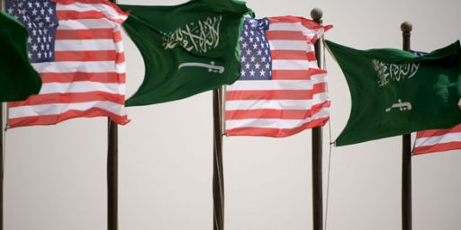 A U.S.-Saudi Rift, Or Just A Saudi Temper Tantrum?