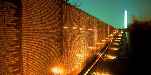 Veterans Removed From Vietnam Veterans Memorial