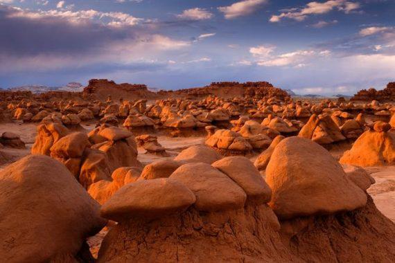 goblin-valley-rock-formations