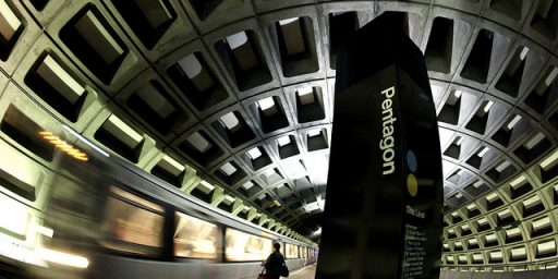 D.C. Metro Bans All Political Ads Rather Than Run Mohammed Cartoon Poster