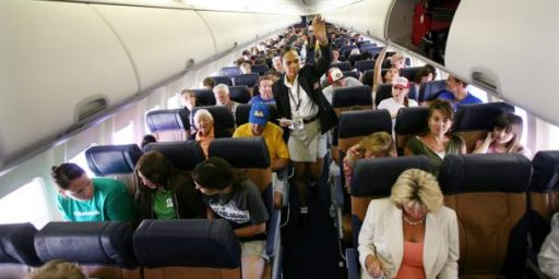 Cell Phone Use On Airplanes? Not The Government's Business