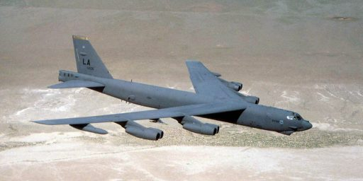 U.S. Challenges China's Claim Of Expanded Air Defense Zone With B-52 Patrol