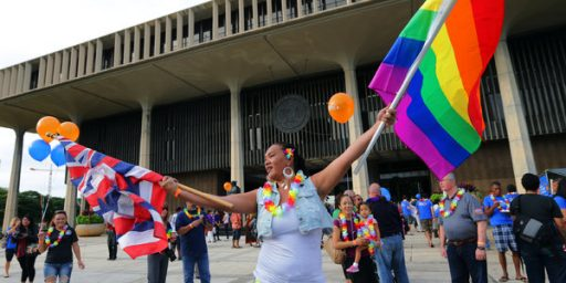 Hawaii About To Legalize Same-Sex Marriage: What A Difference 20 Years Makes