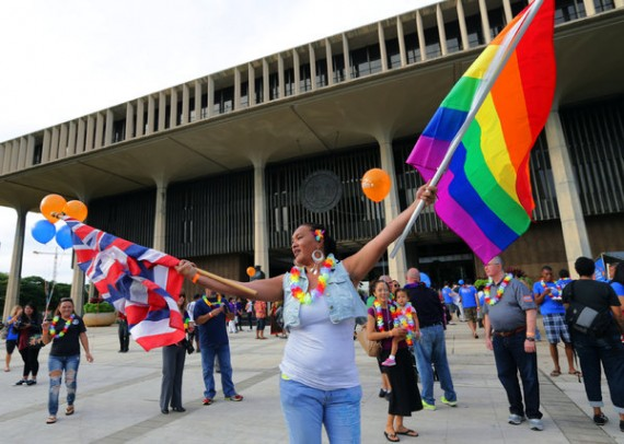 Hawaii Same-Sex Marriage