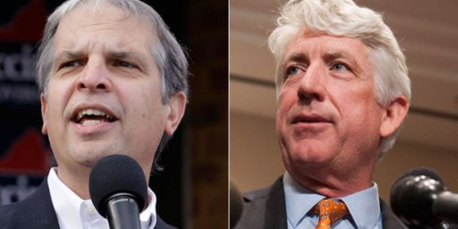 Democrat Mark Herring Leads Virginia Attorney General's Race by 163 Votes