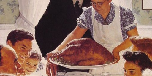 How To Argue With Family About Controversial Political Topics At Thanksgiving: Don't