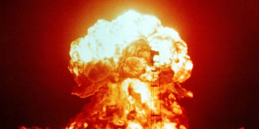 Senate Goes (Partly) Nuclear, Limits Filibusters For Some Nominees