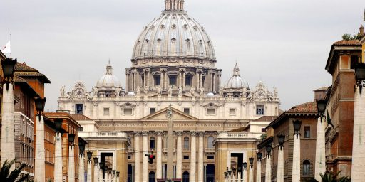 No, The U.S. Isn't Closing Its Vatican Embassy