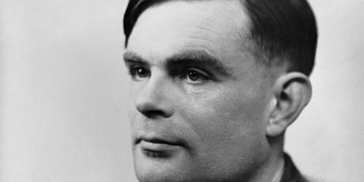 Alan Turing, Computer Pioneer Who Broke Engima Code, Pardoned On 1952 Conviction Of Homosexuality