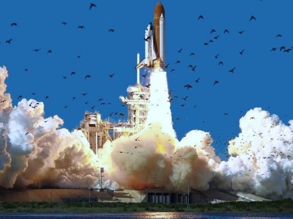 Challenger Final Liftoff