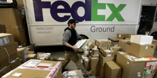 Consumers As Much To Blame For Late Deliveries As Amazon, FedEx, Or UPS