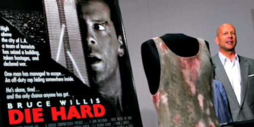 'Die Hard' A Christmas Movie? Hardly