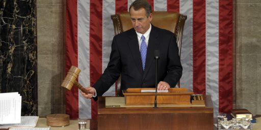 House Speaker John Boehner To Resign
