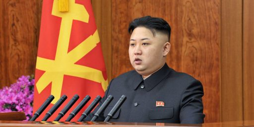 All North Korean Men Must Get Kim Jong Un Haircuts