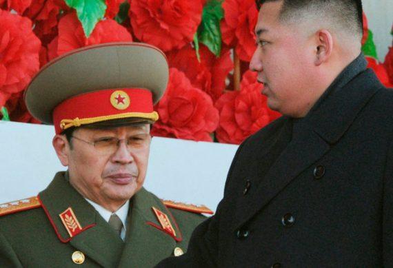 Kim Jung Un Uncle