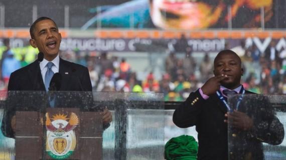 Mandela Interpreter