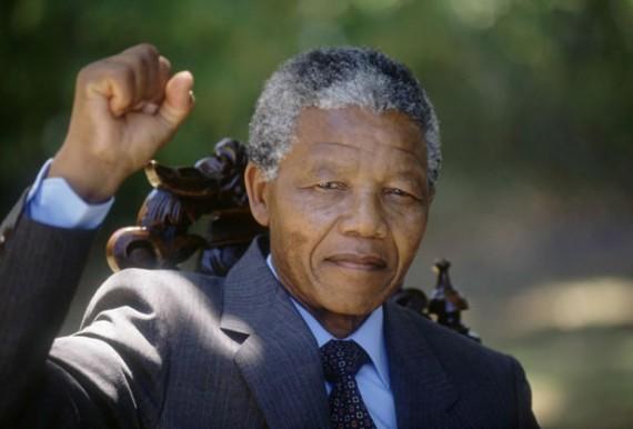 Nelson Mandela Prison Release