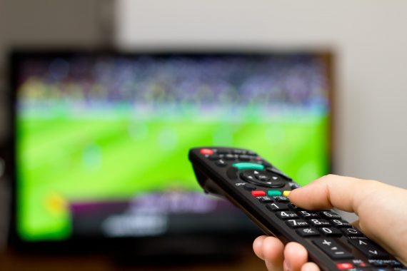 Television Sports Remote