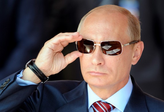 The Cultural Conservative Love Affair With Vladimir Putin Is Quite Odd