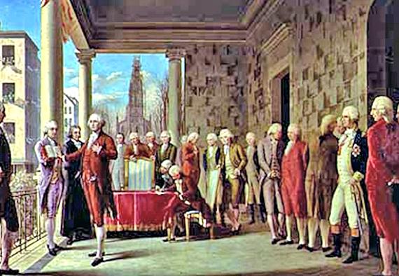 Washington Inaugural