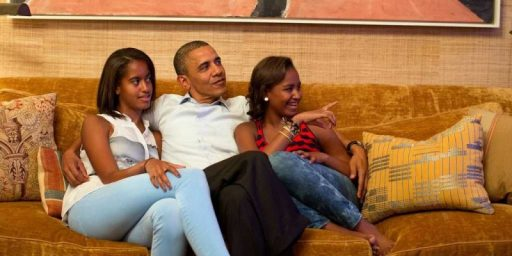 President Obama's Dating Advice