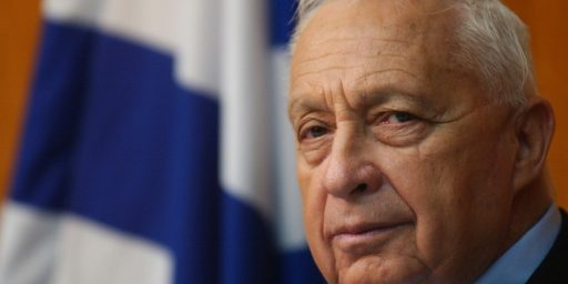 Ariel Sharon, Israeli General, Defense Minister, Foreign Minister, Prime Minister, Dead At 85
