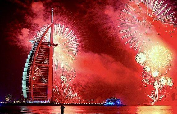 Dubai New Years 2014