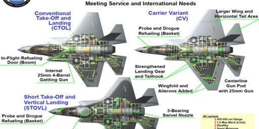 F-35 Costs $182 Million to $299 Million Per Plane