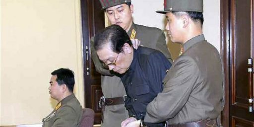 All Living Relatives Of Kim Jung Un's Uncle Reportedly Executed