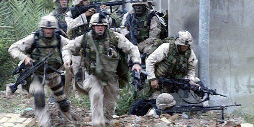 Al Qaeda Runs Falluja Now